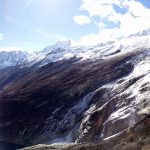 Annapurna Base Camp trek Mountain Scene