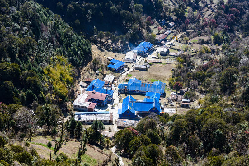 ghorepani-village-nepal-aerial-view-41239287