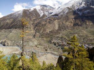 Annapurna Circuit Trek with Tilicho Lake Trek-Nepal Treks and Tour