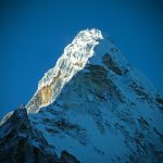 beautiful mount ama Dablam range